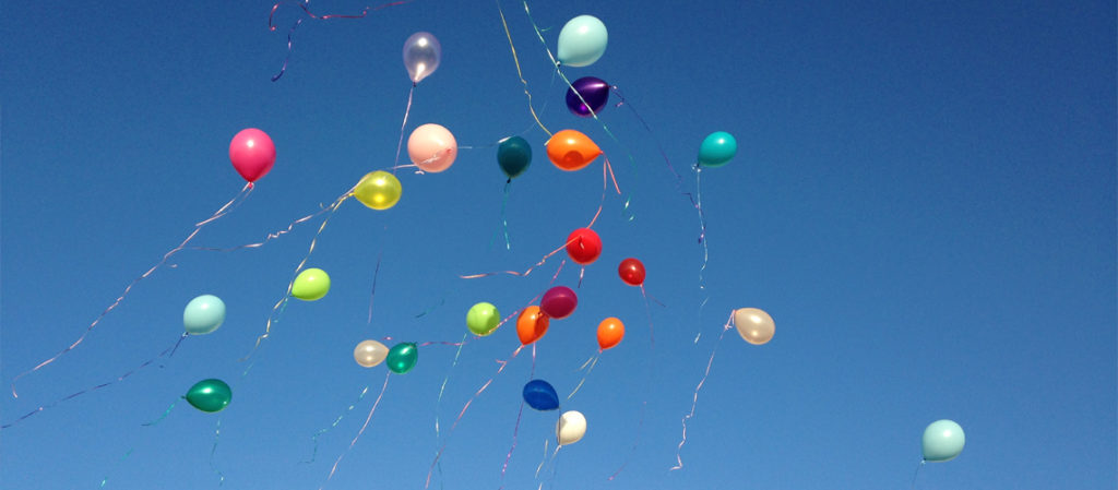 WINNER: Balloons by Brian Foley