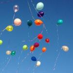 WINNER: Balloons by Brian Foley